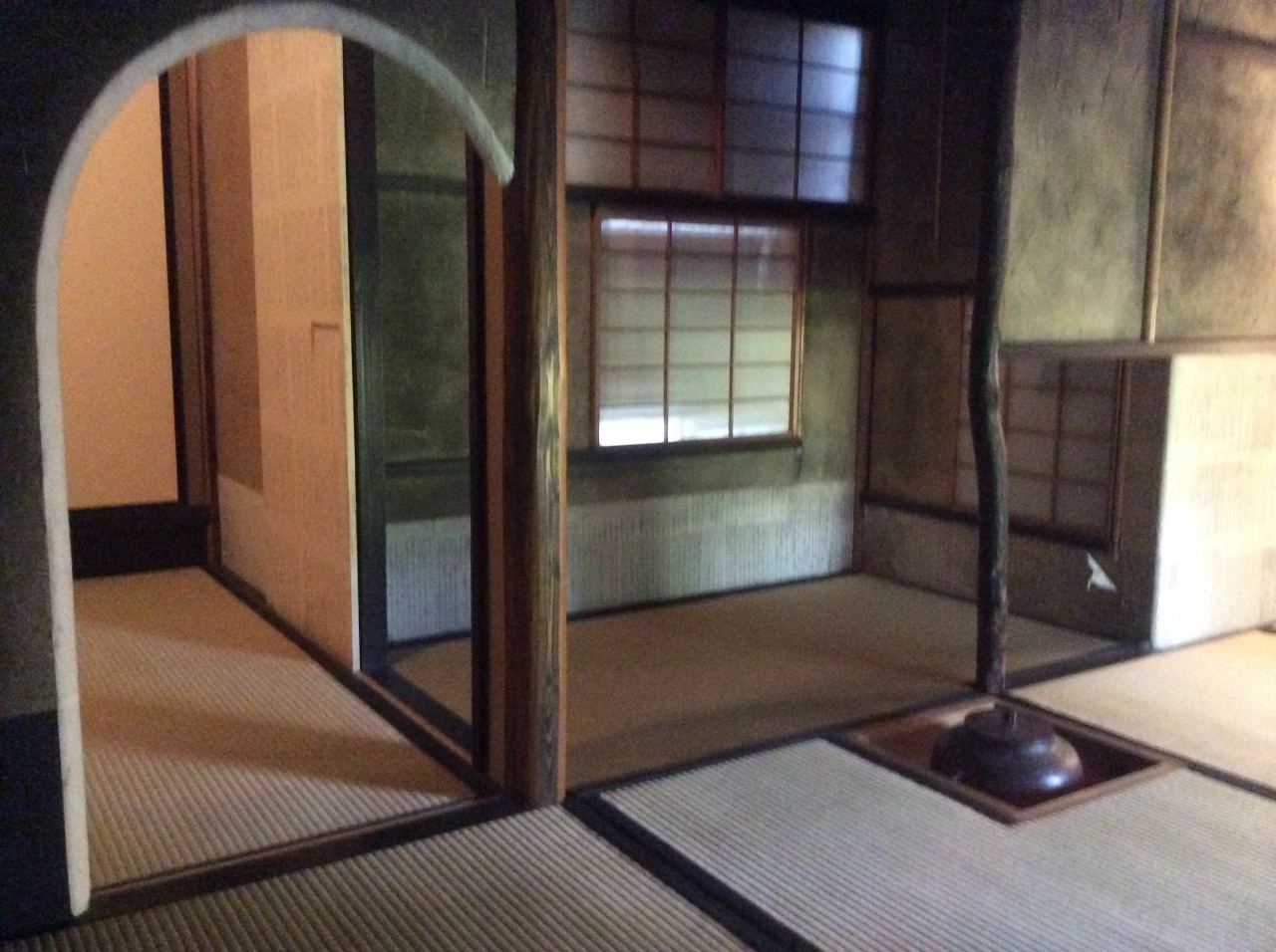 Places for Tea Ceremony